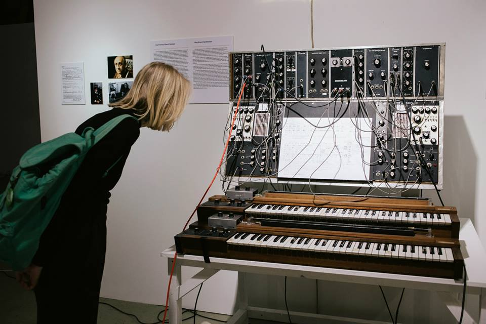 Выставка «Пионеры звука», 2014–2015 гг.