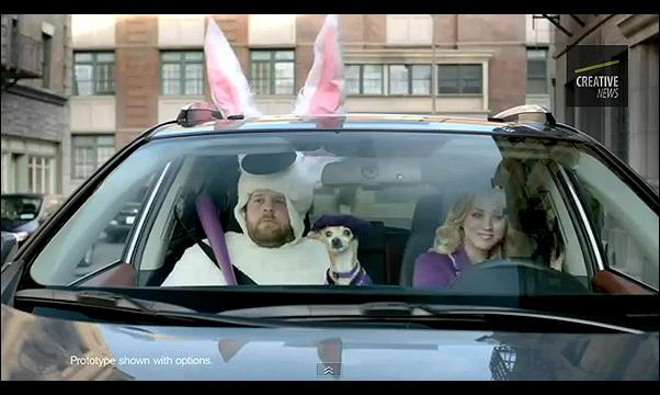 Лучшая реклама автомобилей: 11 роликов для Superbowl