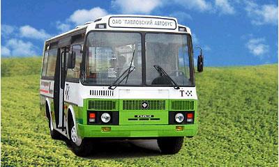 Россия производит все меньше автобусов