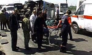 В Подмосковье в результате ДТП пострадали двое детей