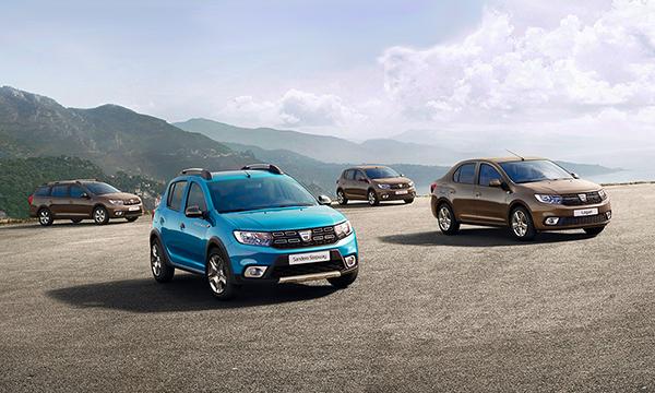 Обновленные Renault Logan и Sandero представят в конце сентября