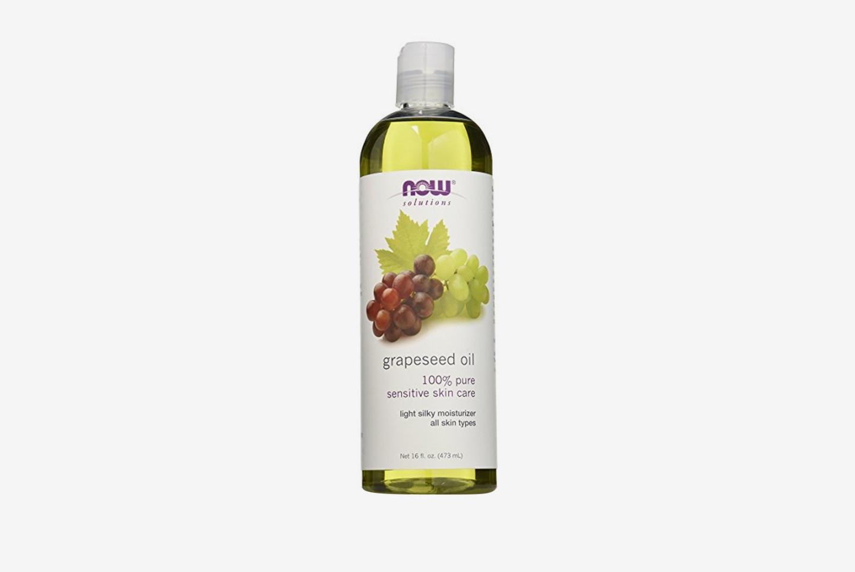 Органическое масло виноградных косточек Now