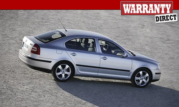 Skoda Octavia - самый надежный автомобиль