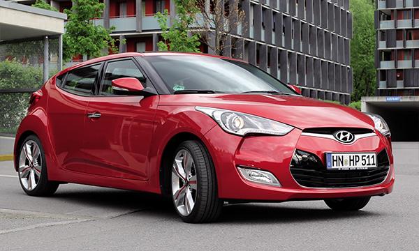 Hyundai прекратит продажи хэтчбека Veloster в России