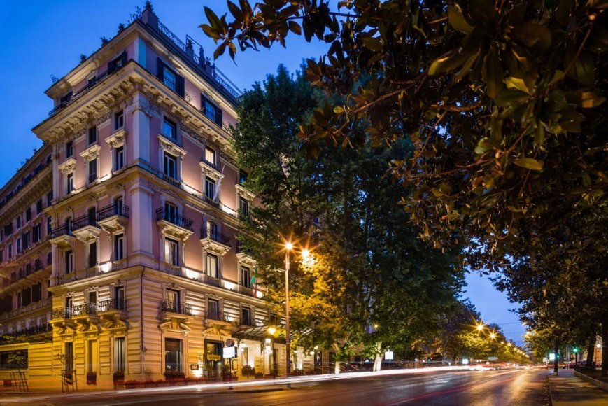 Отель Baglioni Hotel Regina