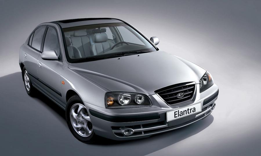 В Таганроге началась сборка Hyundai Elantra XD четвертого поколения