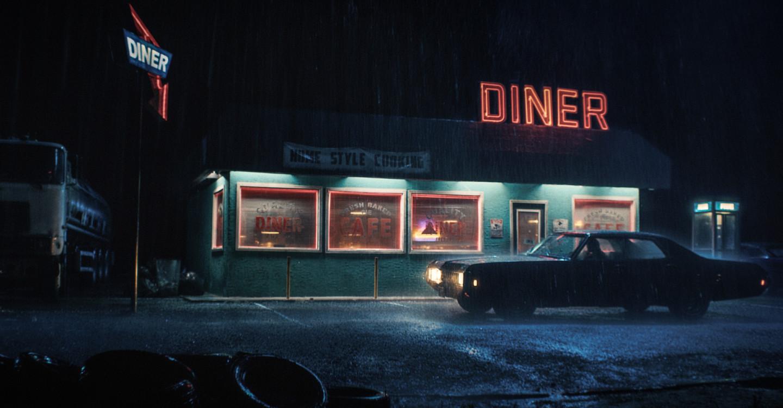Кадр из фильма«Кое-что задаром»