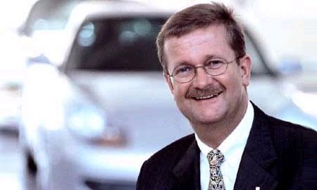 Глава Porsche Венделин Видекинг