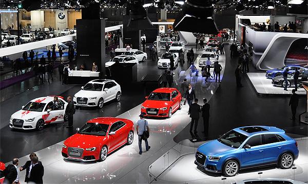 Журналисты назвали лучшие автомобили мотор-шоу в Москве