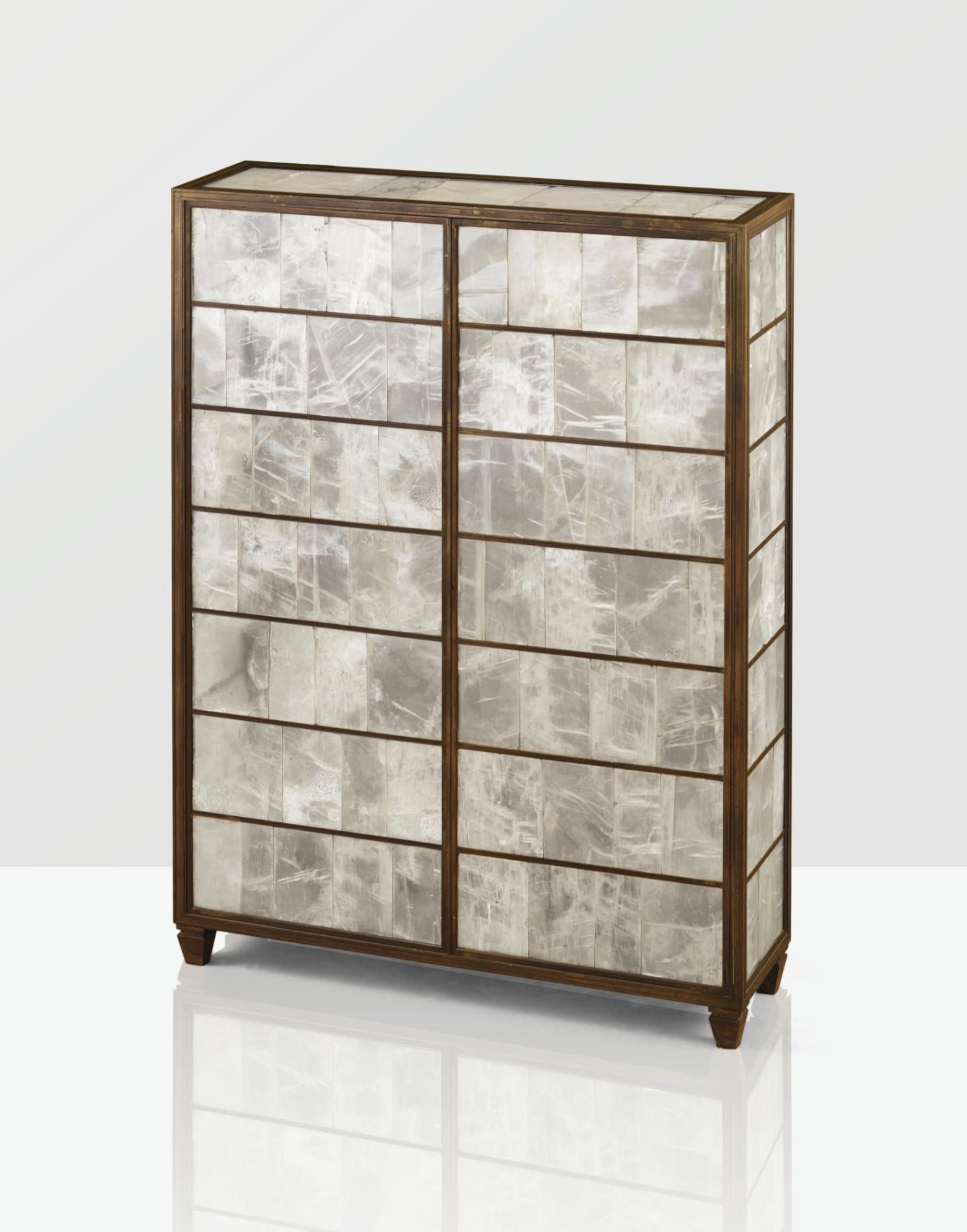 Жан-Мишель Франк, кабинет, 1935 (продан на аукционе Sotheby's в Париже в марте 2014 года за €3 681 500)