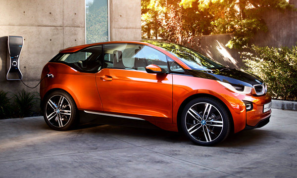 BMW i3 станет купе и универсалом
