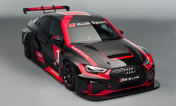 Audi RS3 получила гоночную версию