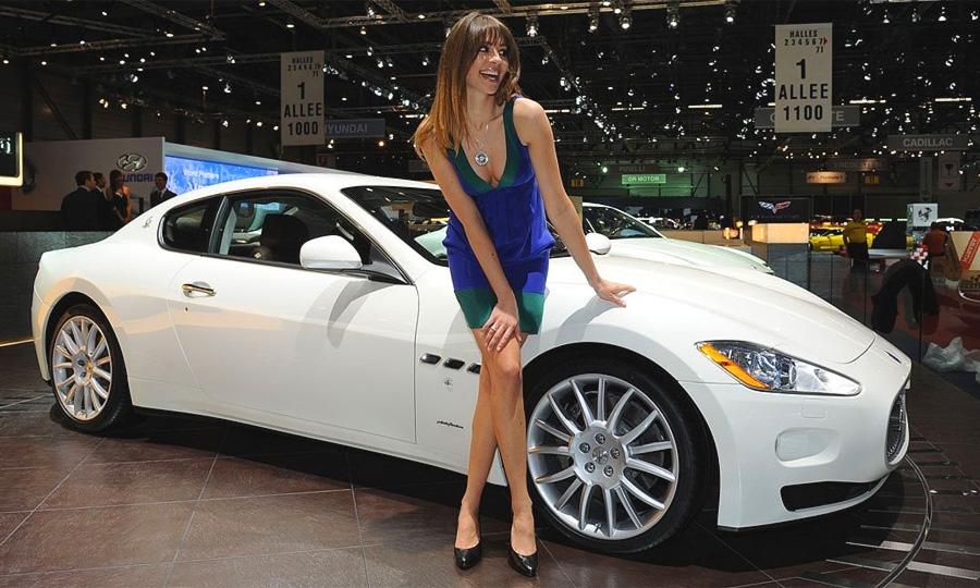 Женевский автосалон представляет авто не для всех