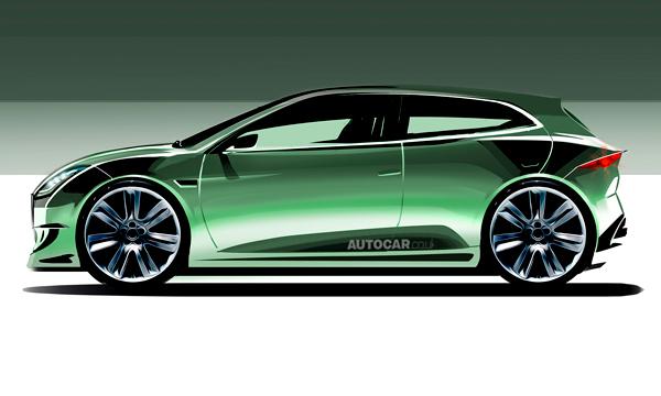 Jaguar выпустит переднеприводный хэтчбек из-за экологических нормхэтчбек из-за экологических норм