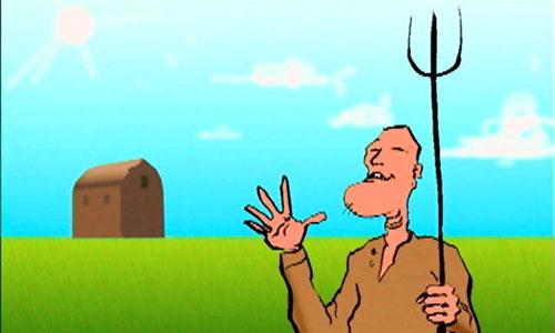 Французского фермера оштрафовали за езду на биотопливе