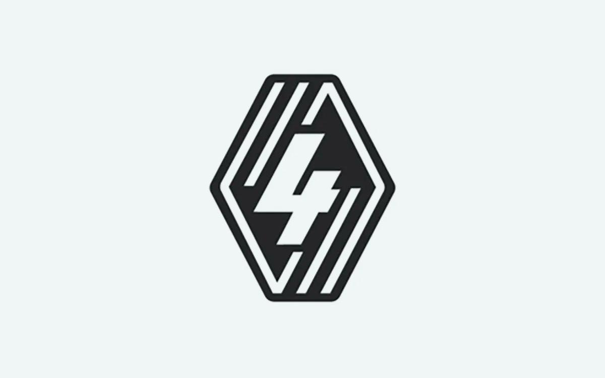 Renault придумала эмблему для преемника знаменитой модели 4L
