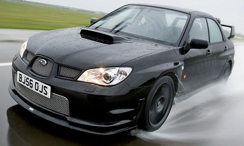 Subaru Impreza WRX STI RB320