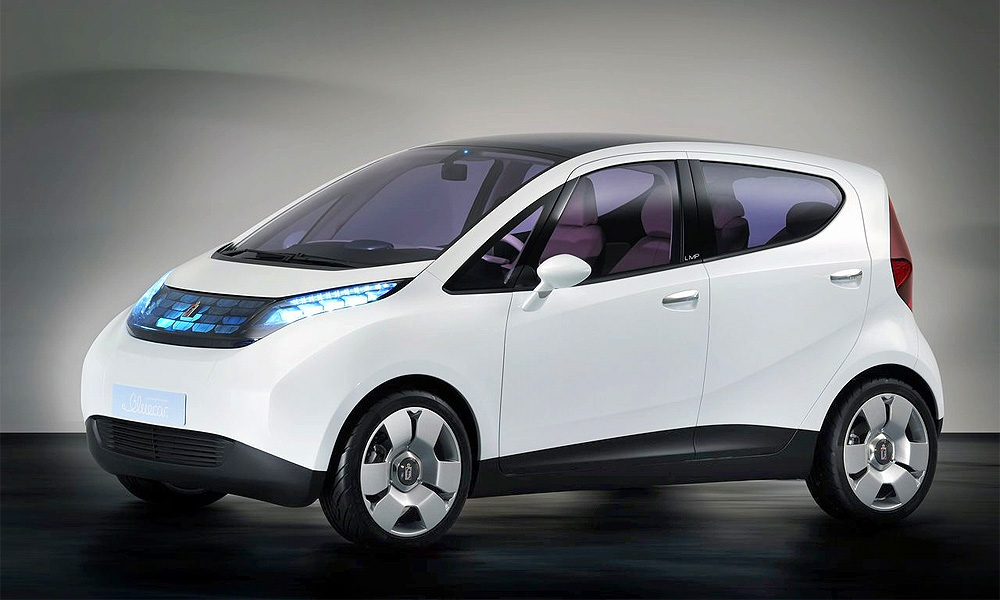 Pininfarina Bluecar Concept