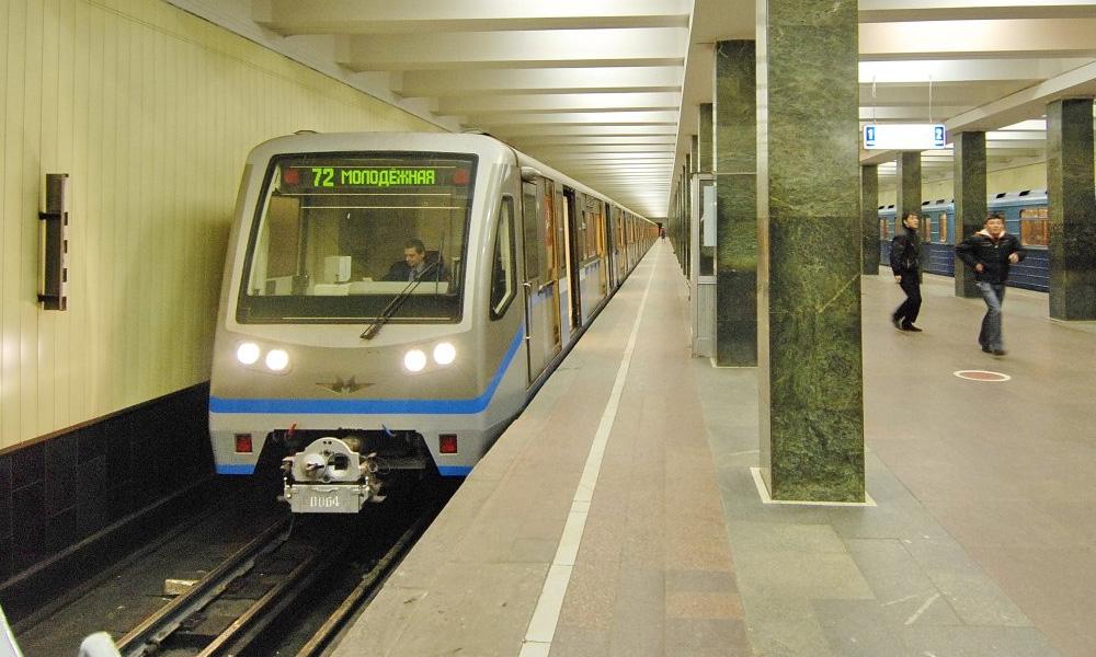 Вагоны метро модели 81-740.4/741.4