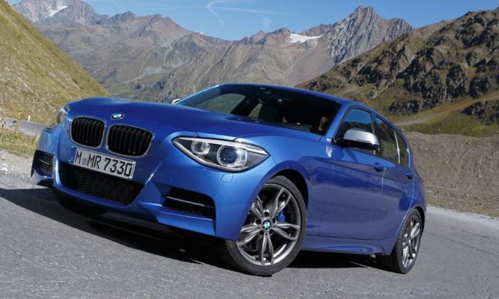 BMW объявил российские цены на 120d xDrive и M135i xDrive