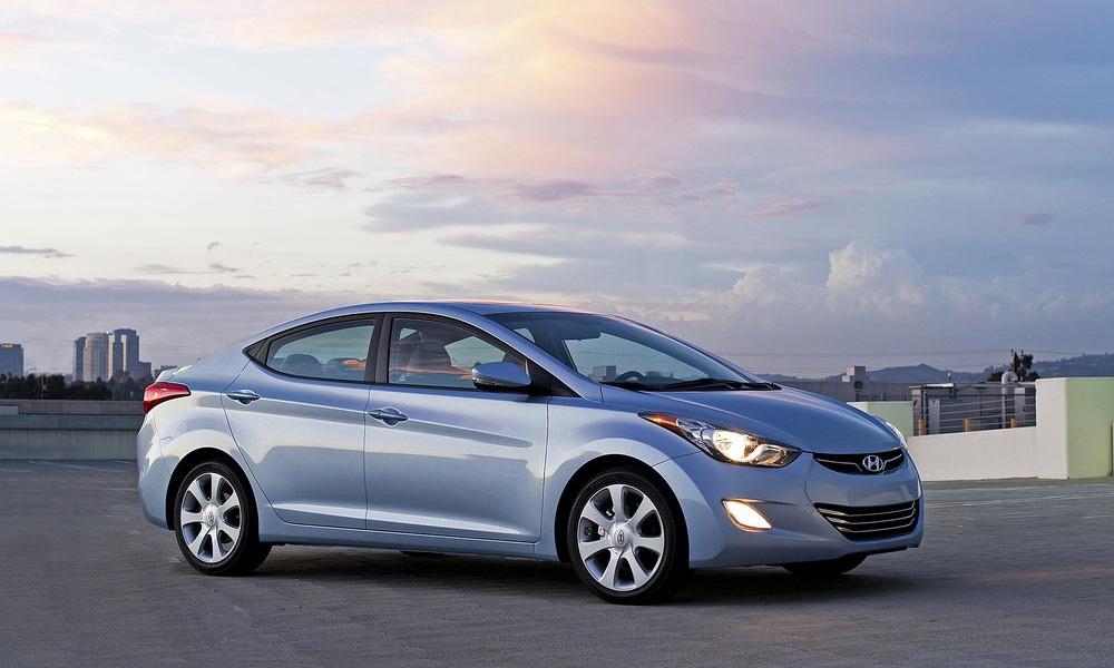 Россия получила Hyundai Elantra в трех вариантах