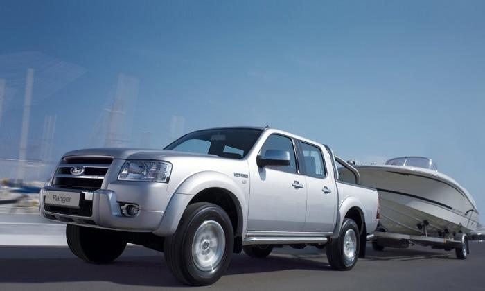 Ford запускает российские продажи обновленного Ranger