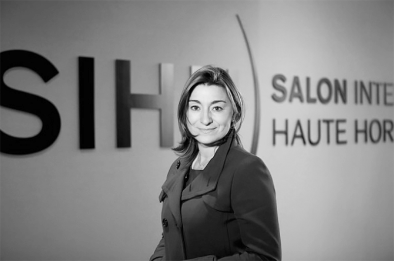 Фабьенн Люпо, президент Fondation de la Haute Horlogerie