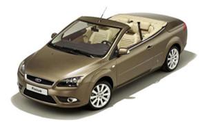 Цена Ford Focus Cabrio не сравнима с ценой Focus из Всеволжска