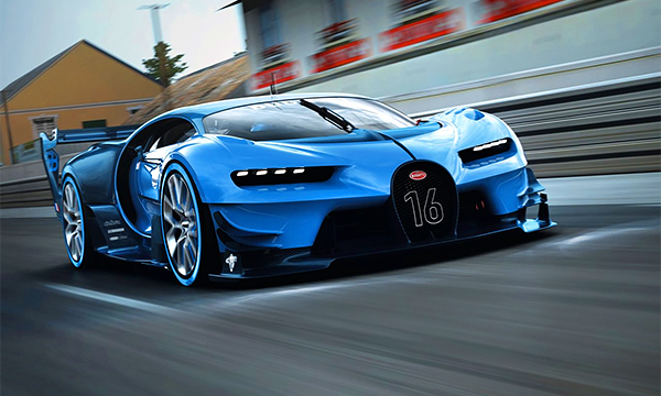 Рекорды скорости: кого обгонит новый Bugatti Chiron