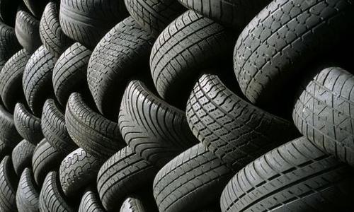Автолюбителей заставят платить за старые шины