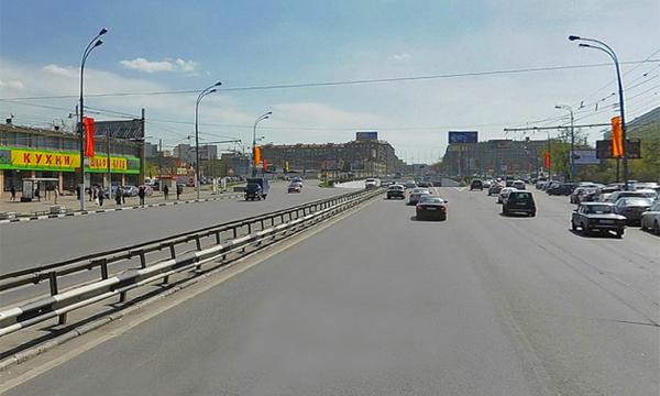 Москва потратит более миллиарда на замену отбойников