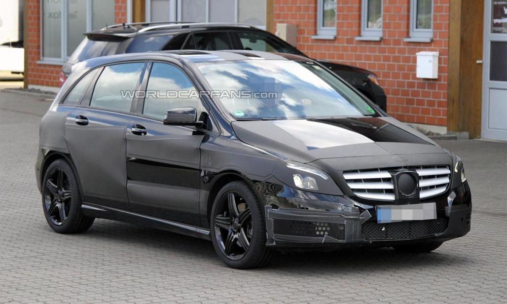 Mercedes-Benz B-Class AMG
