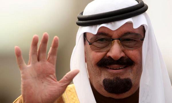 Король Саудовской Аравии Абдалла ибн Абдель Азиз аль-Сауд