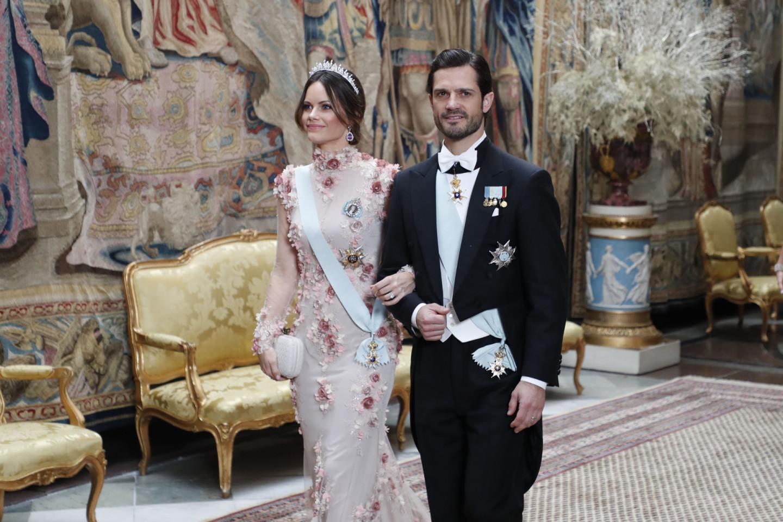 Герцогиня ВермландскаяСофияиКарл Филипп, принц Швеции