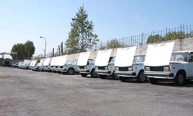 В России зарегистрировано 12,6 млн автомобилей Lada