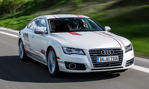 Систему автопилота Audi научили действовать, как человек