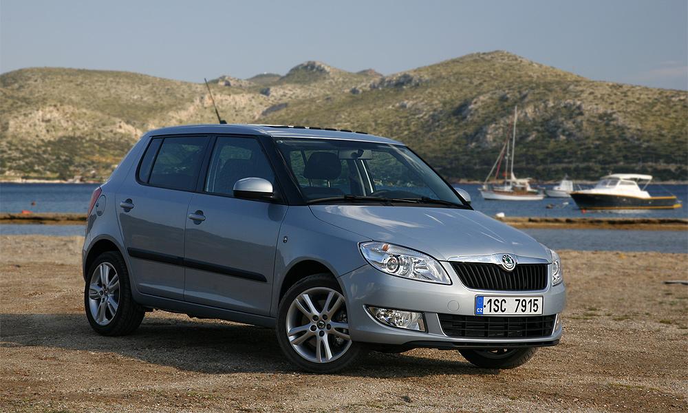 Завод Volkswagen в Калуге запускает производство Skoda Fabia