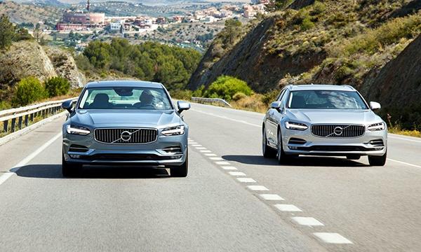 Volvo выпустит беспилотный автомобиль к 2021 году
