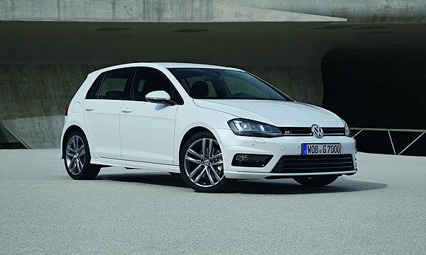 Volkswagen представил Golf R-Line