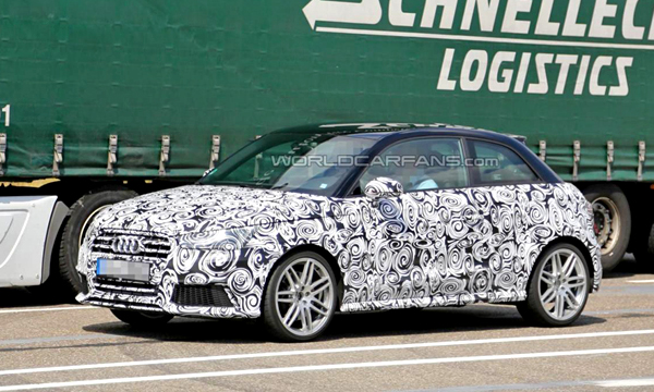 Audi S1 получит 220-сильный мотор