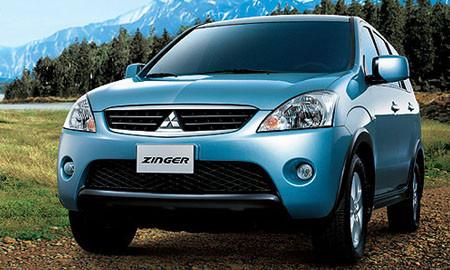 Mitsubishi Zinger начнут продавать в декабре