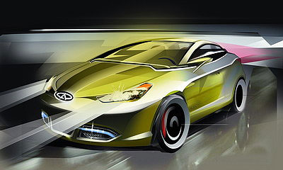 Chery Fengyun II Coupe