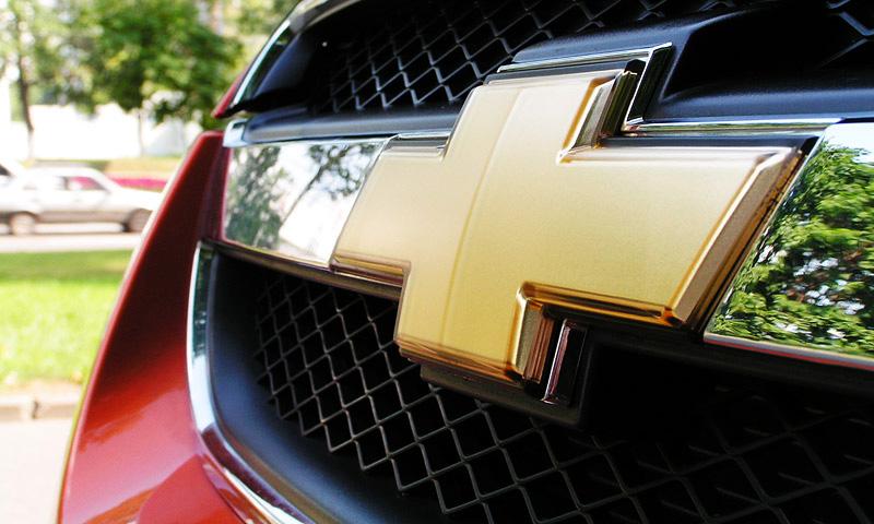 Chevrolet представит на неделе две новые модели
