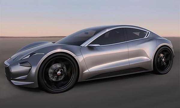 Хенрик Фискер рассекретил свой новый электрический спорткар