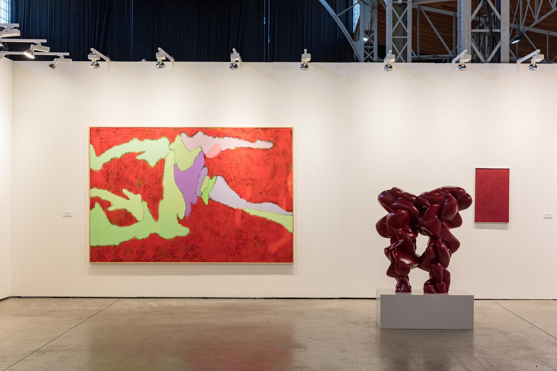 Галерея Thaddaeus Ropac на viennacontemporary 2018