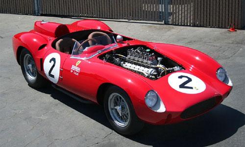 Ferrari 412S 1958 года