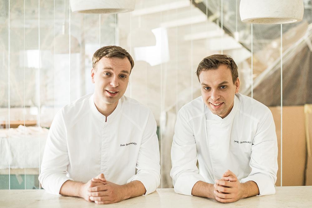 Иван и Сергей Березуцкие