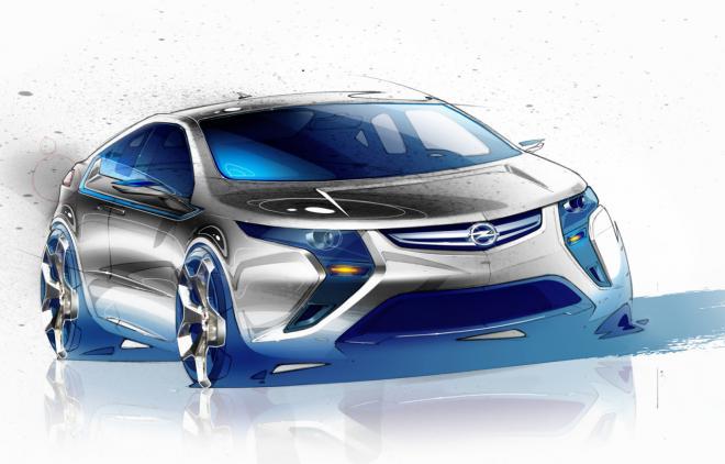 Opel предложил студентам придумать дизайн автомобиля будущего