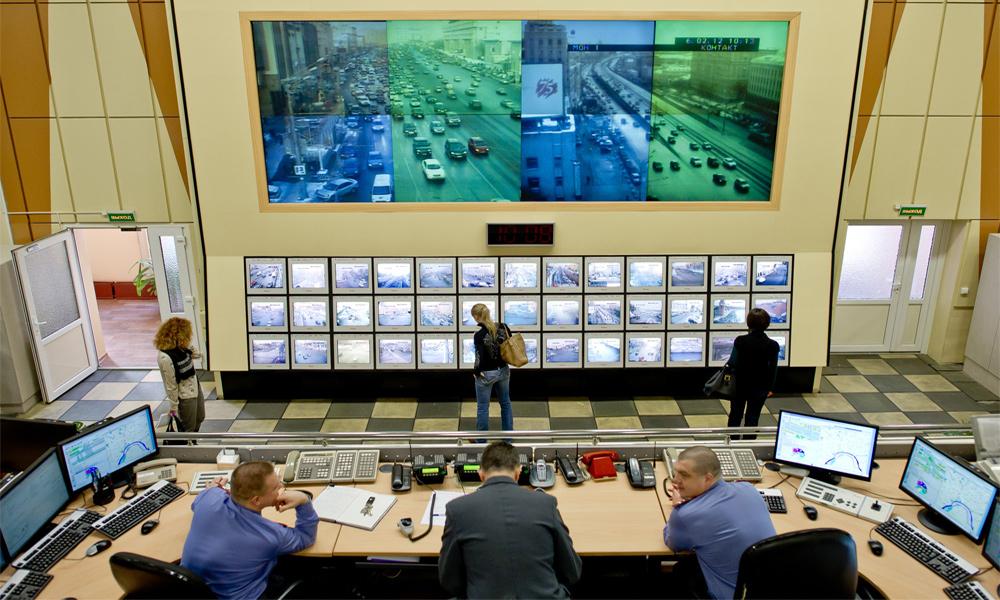 Интеллектуальная транспортная система разгрузит Москву на 20%
