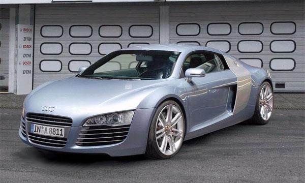 Audi R9